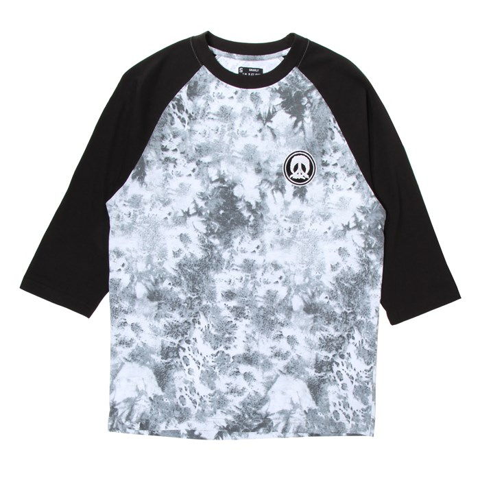 Gnarly - Team Dye Raglan Shirt