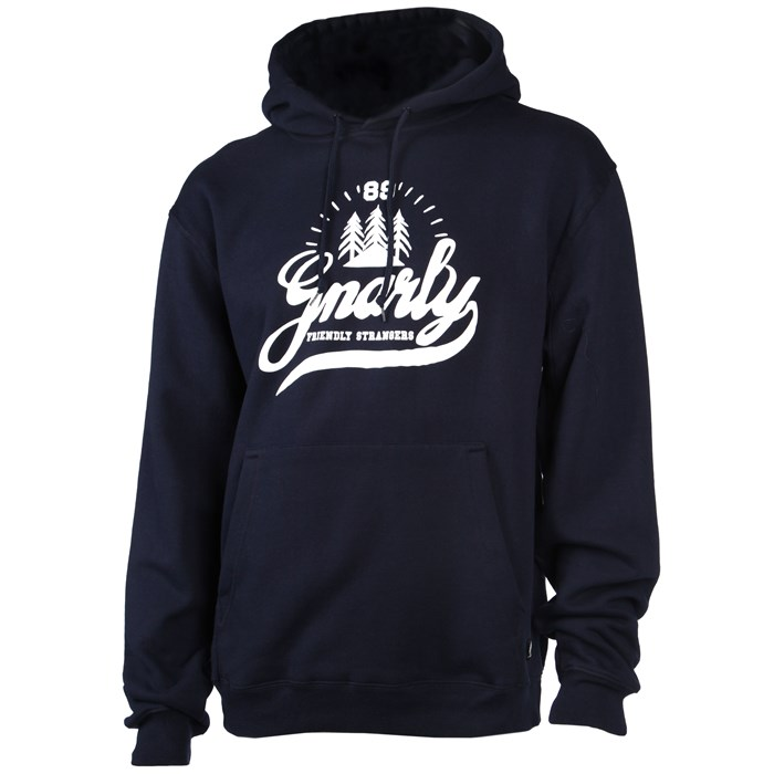 Gnarly - Friendly Strangers Hooded Sweatshirt