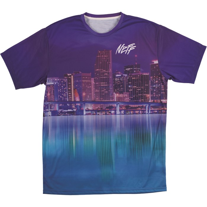 Neff - Neff Nightlife T-Shirt