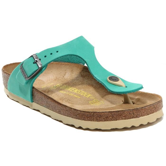 Birkenstock - Gizeh Nubuck Sandal - Women's