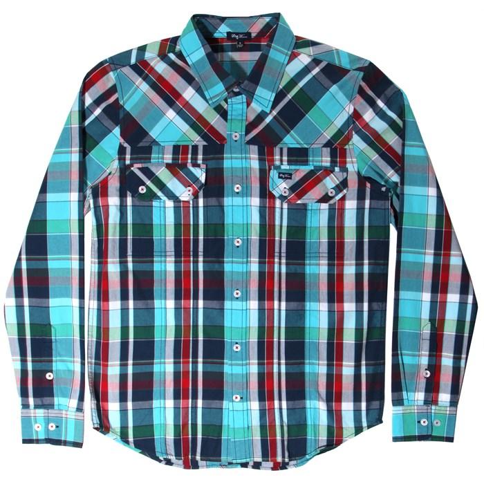 LRG - Higher Field Long-Sleeve Button-Down Shirt