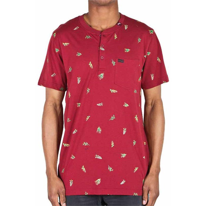 LRG - Explore Flora Short-Sleeve Top