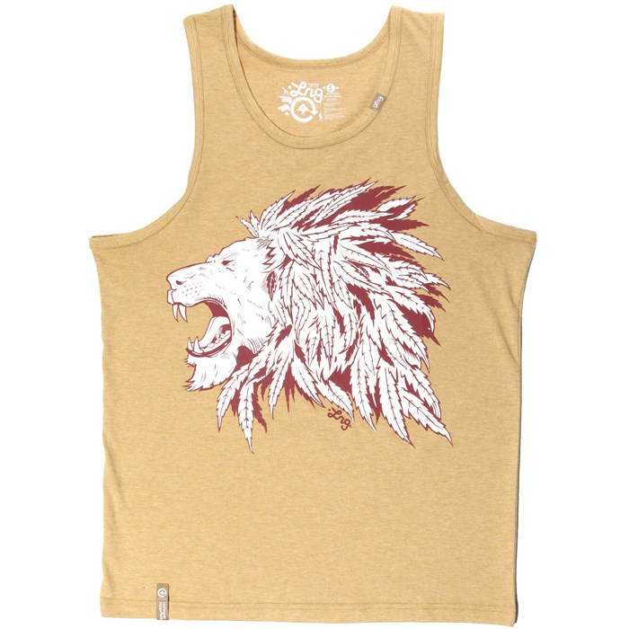 LRG - Chiefy Lion Tank Top