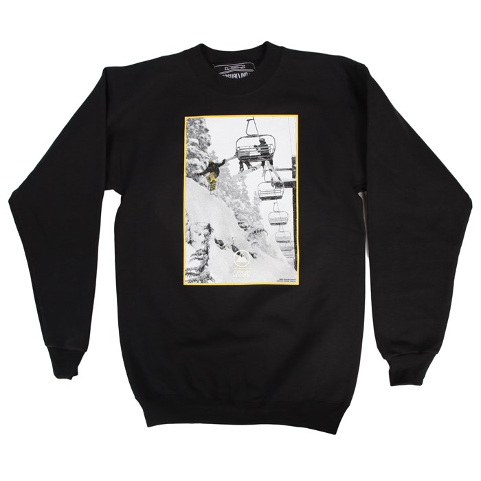 Casual Industrees - High Five Crewneck Sweatshirt