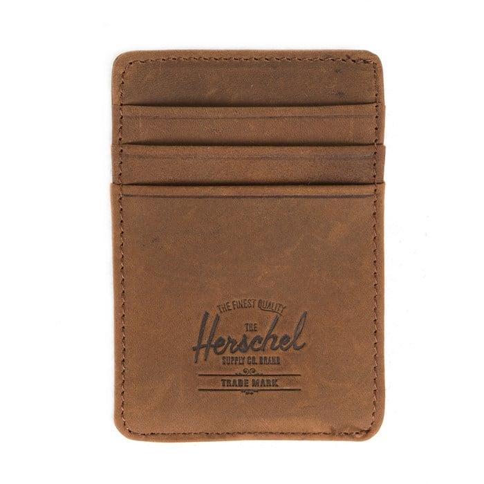 Herschel Supply Co. - Raven Leather Wallet