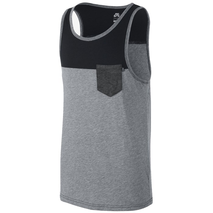 Nike SB - Dri-Fit Blocked Tank Top