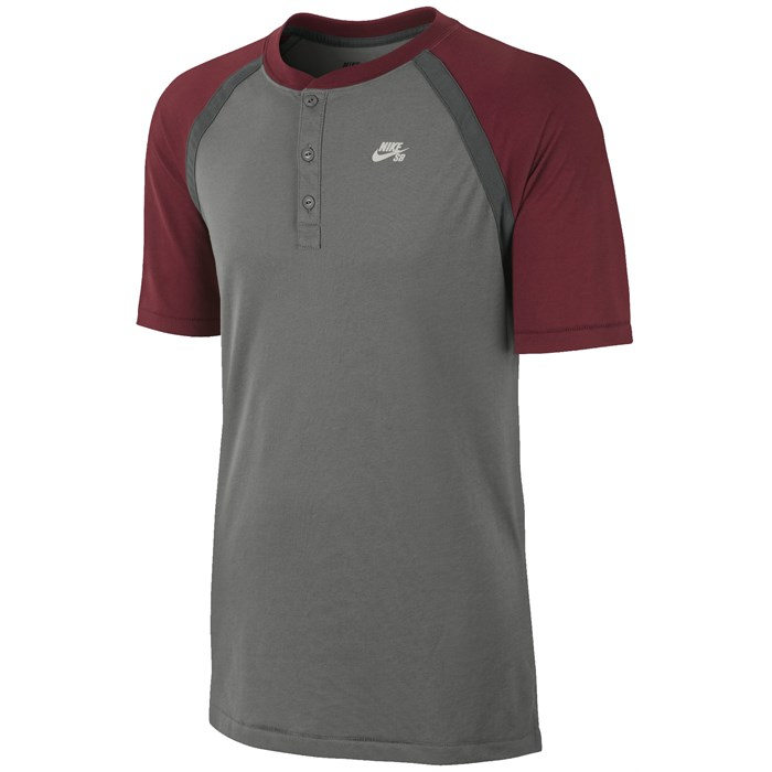 Nike SB - Dri-Fit Davis Short-Sleeve Henley Top
