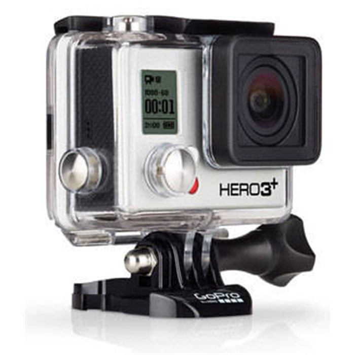 GoPro - Hero3+ Black Edition Camera - Adventure