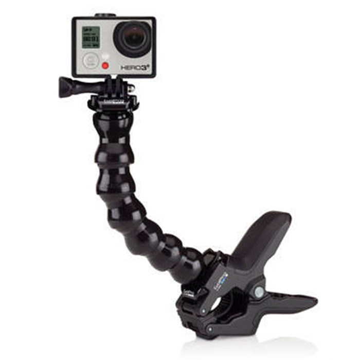 "GoPro - GoPro ""Jaws"" Flex Clamp Mount"