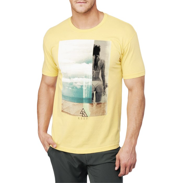 Reef - Palm Holi T-Shirt