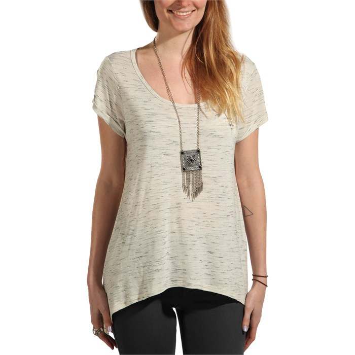 Volcom - Lived In Slub Short-Sleeve T-Shirt - Women's
