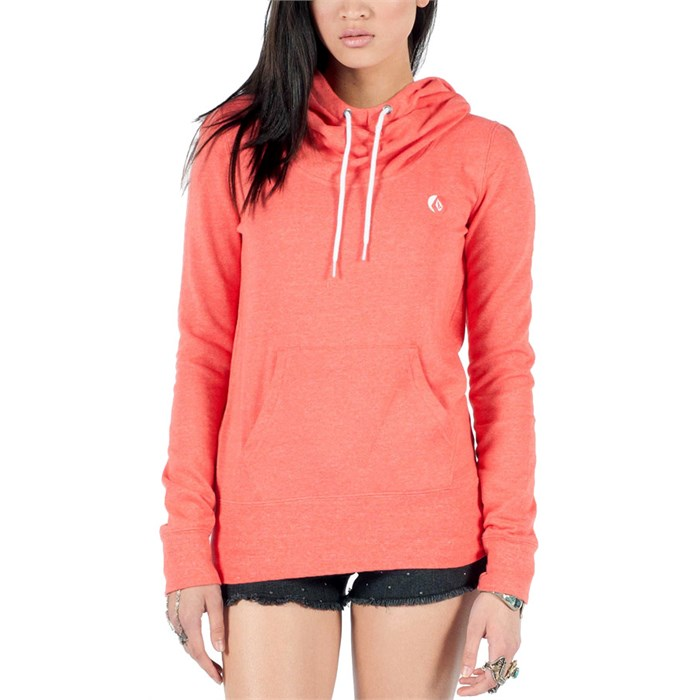 Volcom - Moclov Pullover Hooded Sweatshirt - Women's