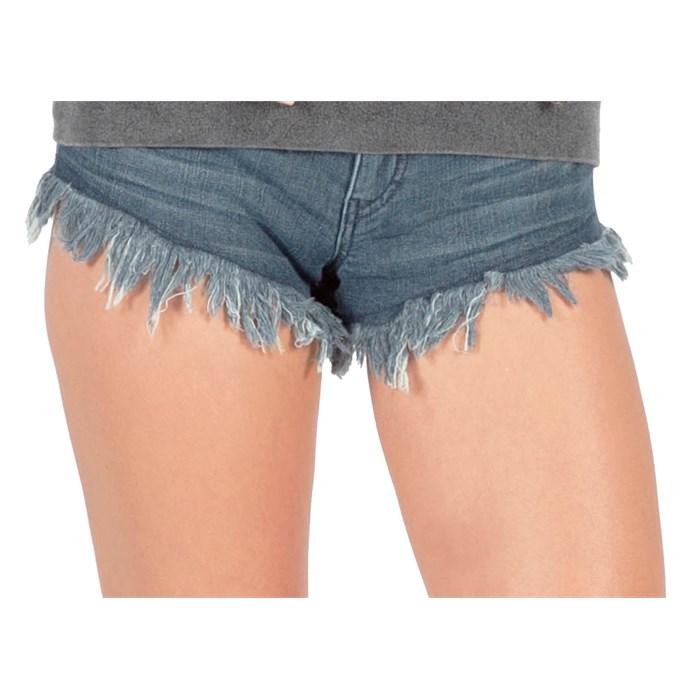 Volcom - Chonies Denim Short - Women's