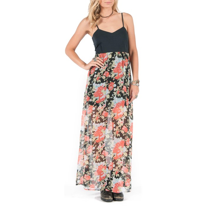 Volcom - Rosebud Maxi Dress - Women's