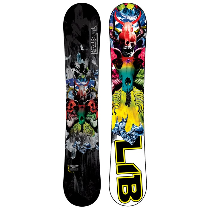 Lib Tech - TRS HP Snowboard 2014