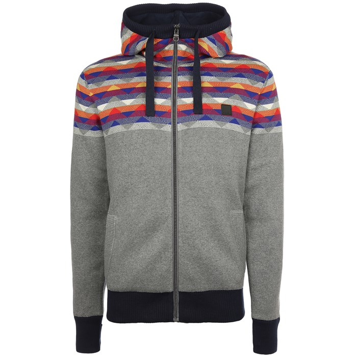 Bench - Bench Ragged Full Zip Hoodie