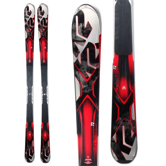 K2 - AMP 72 Skis 2014