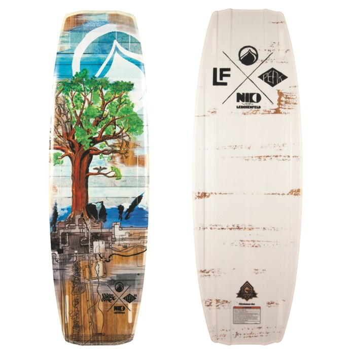 Liquid Force - Peak Wakeboard 2014