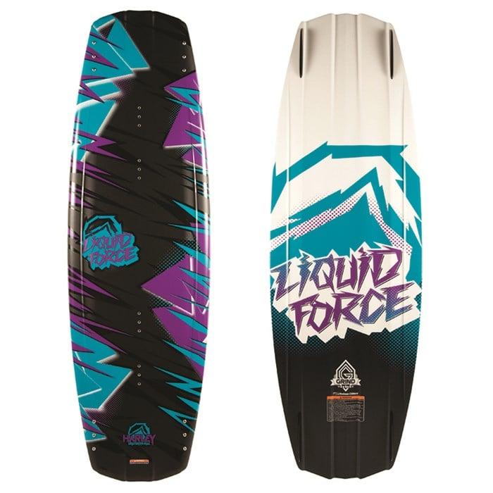 Liquid Force - Harley Grind Wakeboard 2014