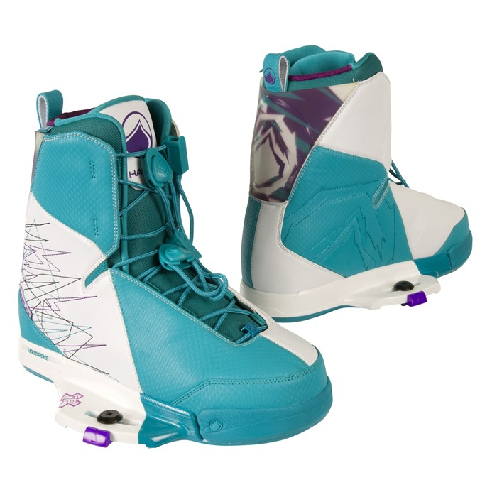 Liquid Force - Harley Wakeboard Bindings 2014