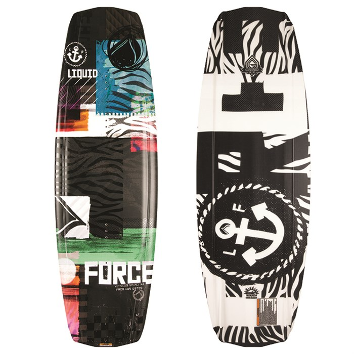 Liquid Force - Witness Grind Wakeboard 2014