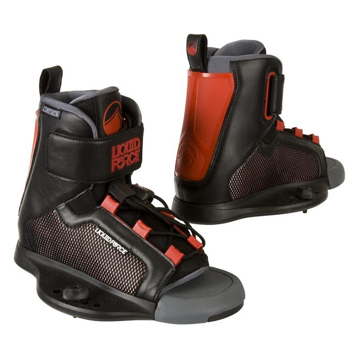 Liquid Force - Fury Wakeboard Bindings - Boy's 2014