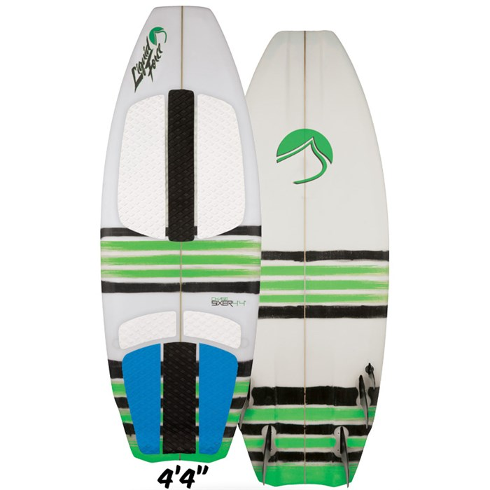 Liquid Force - Chase Sixer Wakesurf Board 2014