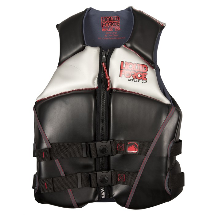 Liquid Force - Liquid Force Reflex CGA Wakeboard Vest 2014