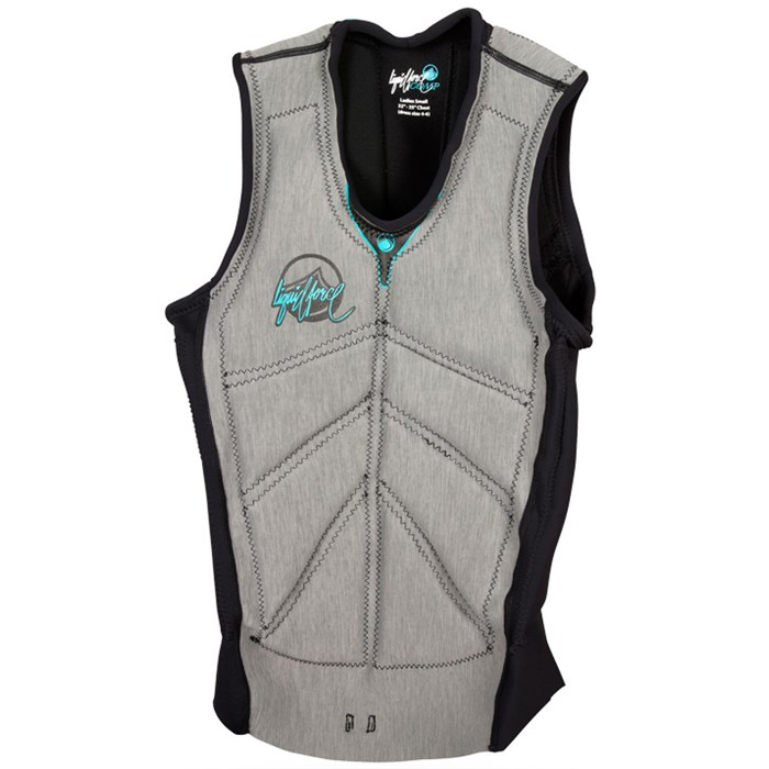 Liquid Force - Cardigan Comp Wakeboard Vest - Women's 2014