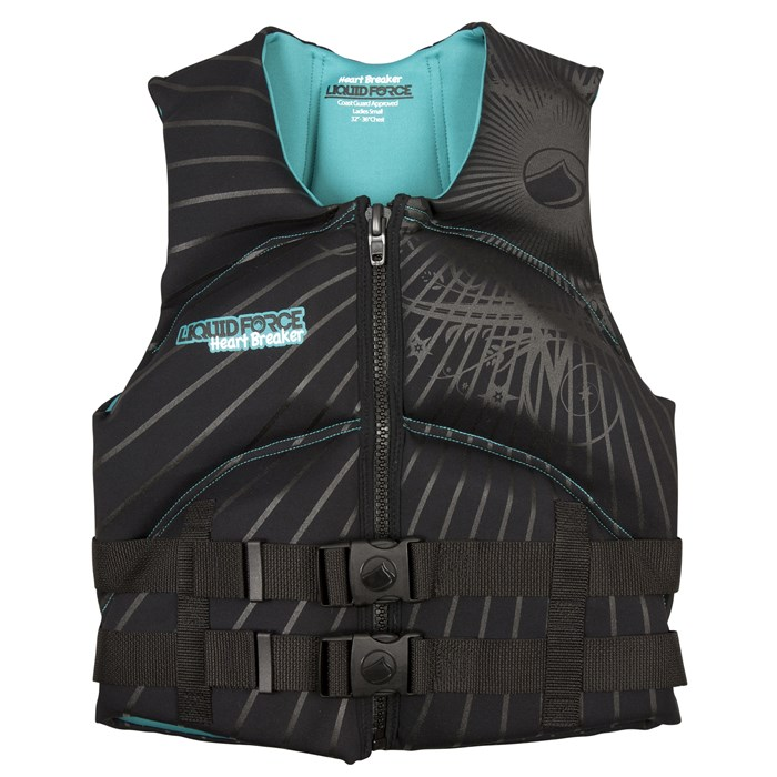 Liquid Force - Heartbreaker CGA Wakeboard Vest - Women's 2014