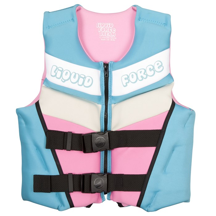Liquid Force - Dream Youth CGA Wakeboard Vest - Big Girls' 2015