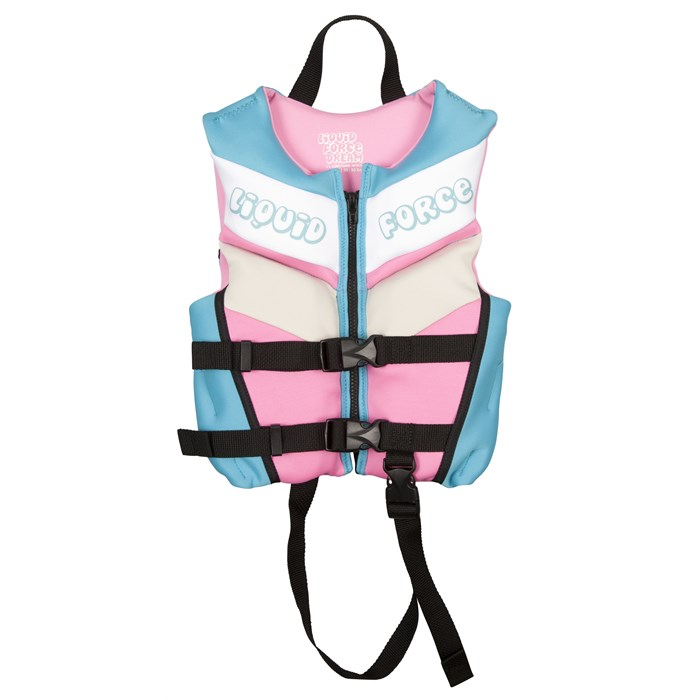 Liquid Force - Dream Child CGA Wakeboard Vest - Little Girls' 2015