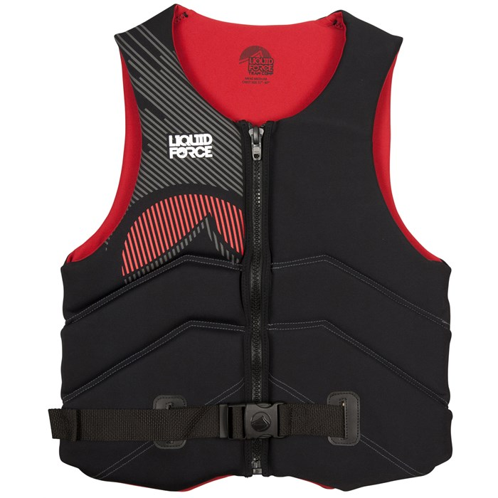 Liquid Force - Team Classic Comp Wakeboard Vest 2014