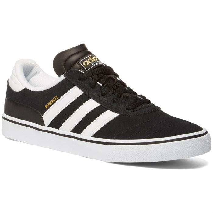 Adidas All Black Skate Shoes