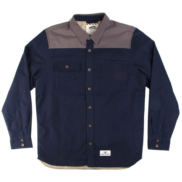 Vans - Muller Button-Down Shirt