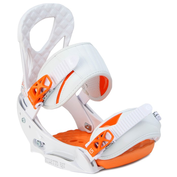 Burton - Stiletto EST Snowboard Bindings - New Demo - Women's 2014
