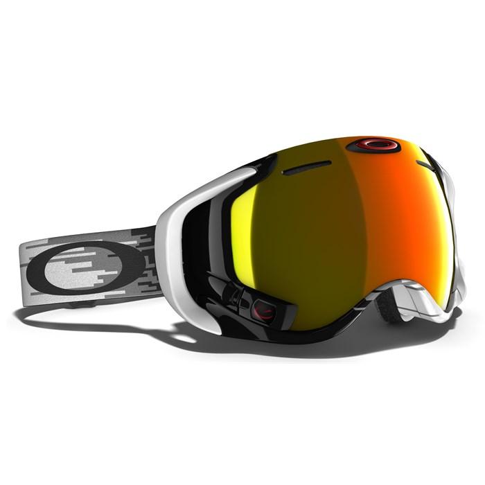 white oakley ski goggles atru  white oakley ski goggles