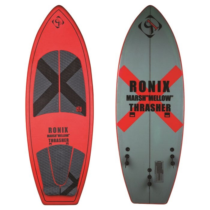 "Ronix - Marsh ""Mellow"" Thrasher Wakesurf Board 2015"