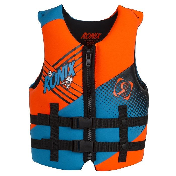 Ronix - Vision Youth CGA Wakeboard Vest - Boy's 2014