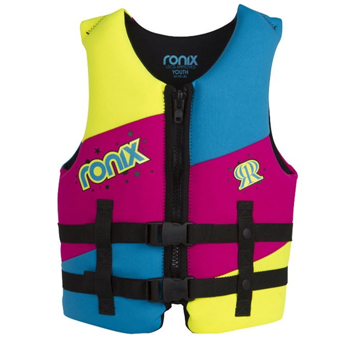 Ronix - August Youth CGA Wakeboard Vest - Girl's 2014