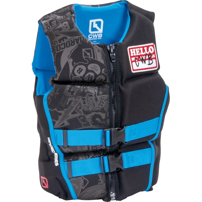 CWB - Teen Neo CGA Wakeboard Vest - Big Kids' 2016