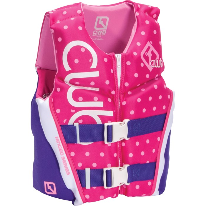 CWB - Youth CGA Wakeboard Vest - Big Girls' 2016