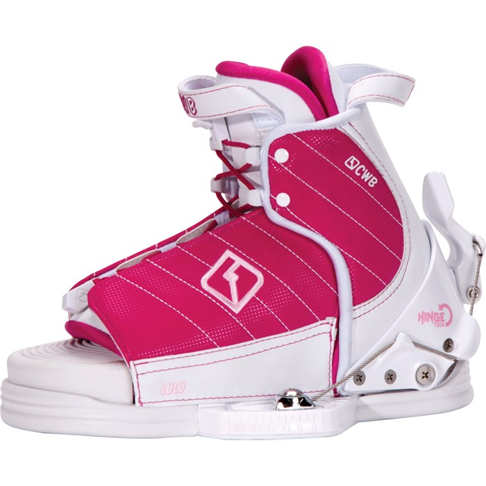 CWB - Lulu Wakeboard Bindings - Big Girls' 2015