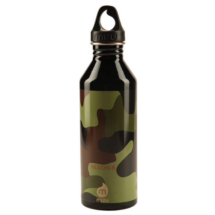 Mizu - Nixon Camo Water Bottle