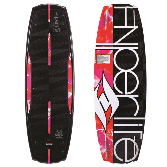 Hyperlite - Maiden Wakeboard - Women's 2014