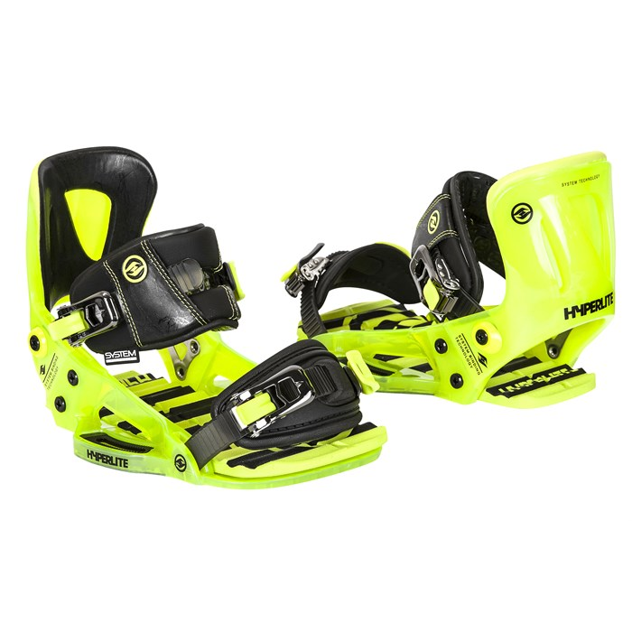 Hyperlite - System Pro Wakeboard Bindings 2014