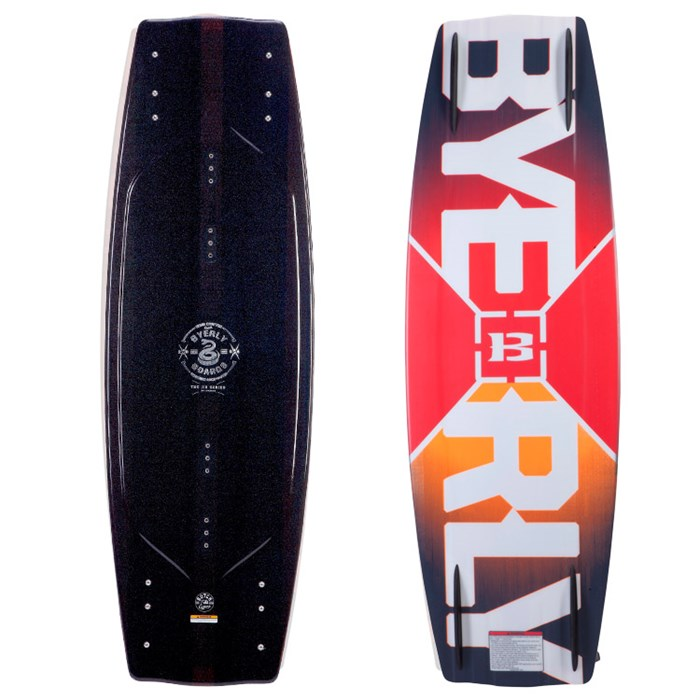 Byerly Wakeboards - Jib Wakeboard 2014