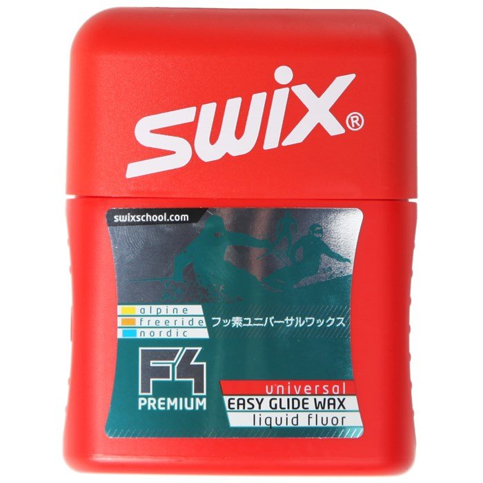 SWIX - F4 Universal Easy Glide Mini Liquid Fluoro Wax