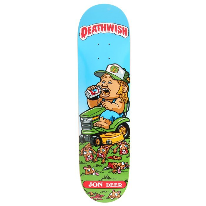 Deathwish - Dickson Low Life Kids Skateboard Deck