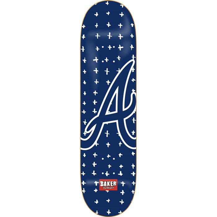 Baker - Reynolds Positivity 8.25 Skateboard Deck